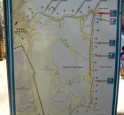 Cancun beach map