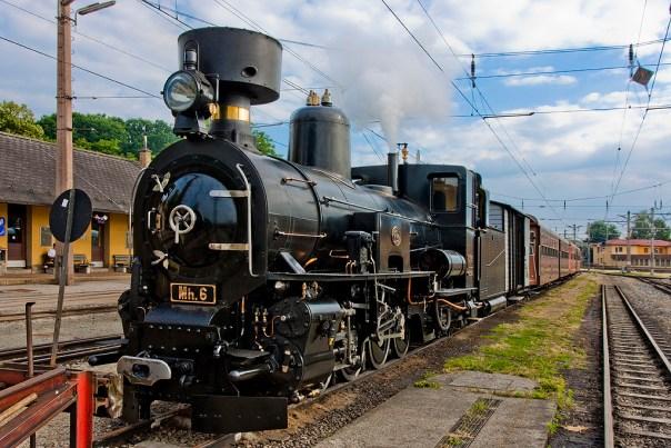 Steam Trains 2016