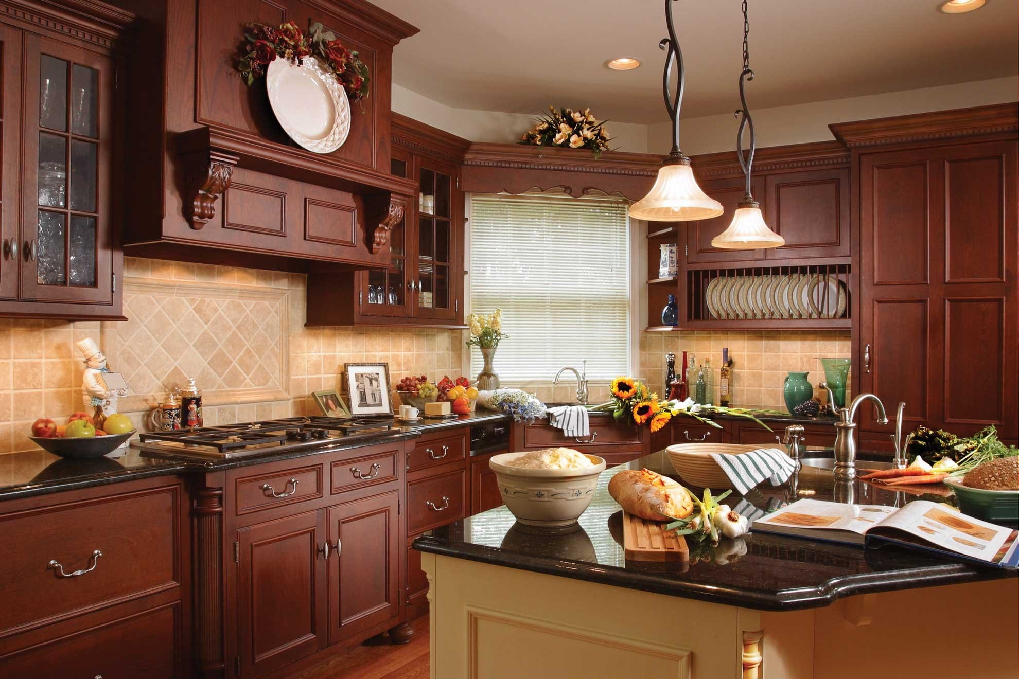 camp hill pa traditional kitchen kitchen remodeling york pa Camp Hill PA Traditional Kitchen Mother Hubbards Custom Cabinetry