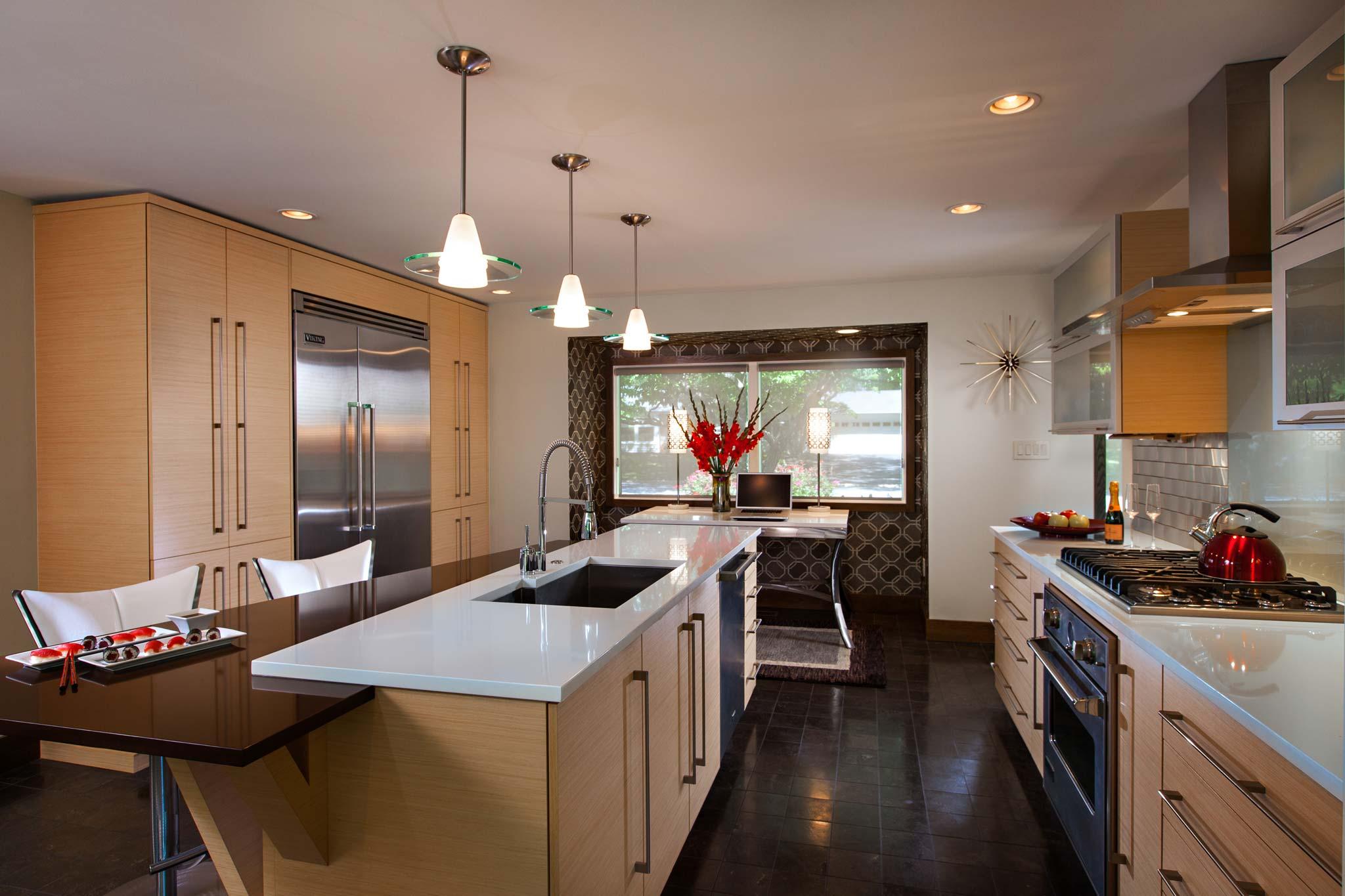 70s ranch style kitchen remodel camp hill pa kitchen remodeling york pa By John Petrie