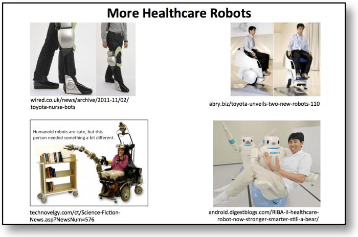 More Healthcare Robots1