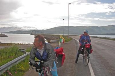 5 Capo Nord 2008_Bjorkvik ponte, Norvegia
