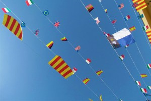 10 Spagna 2012_bandiere per festività