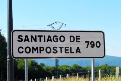 3 Spagna 2012_verso Santiago de Compostela