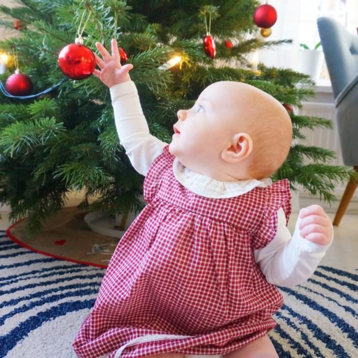 julklänning från Newbie