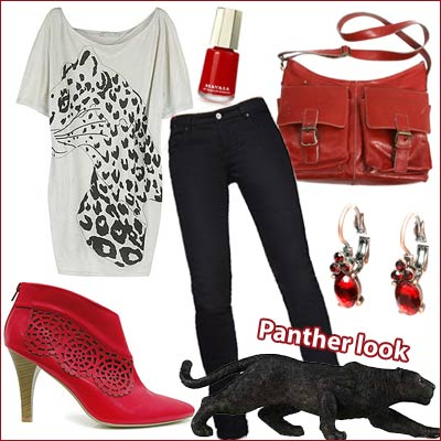 Panther look