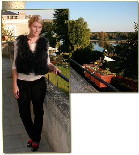 Gårdagens kläder: Vacka Vouvray