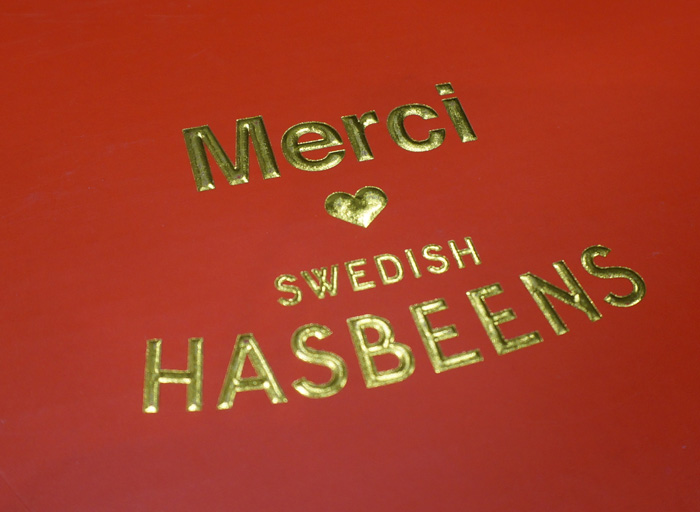Merci Swedish Hasbeens