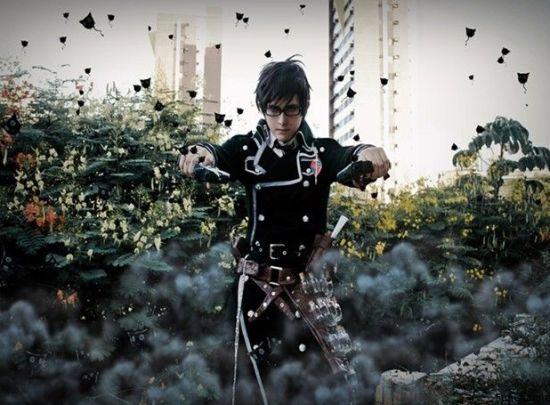 Yukio Okumura Cosplay - Ao no Exorcist