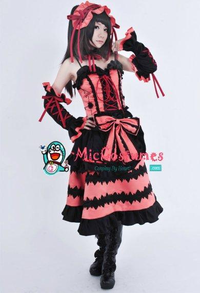 date_a_live_kurumi_tokisaki_cosplay_costume