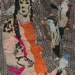 05 birds 54x43cm Collage 2016