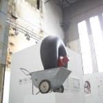 2.Mobile Luftreserve Mo.UB 2010  Michaela Helfrich Galerie Berlin