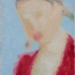 Suzana 2006 Öl auf Leinwand 24 x 20 cm