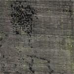 ohne titel, 2010, Wachs und Pigment auf Holz, 38 cm x 38 cm