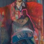 marlis 2008 Öl auf Leinwand, 120 x 200 cm