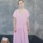 Gretel 2015 Oil on canvas 160x130cm