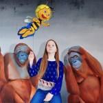 Suspicious minds II 2016 Oil on canvas 130x100cm