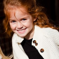 Ambers daughter has the cutest look!