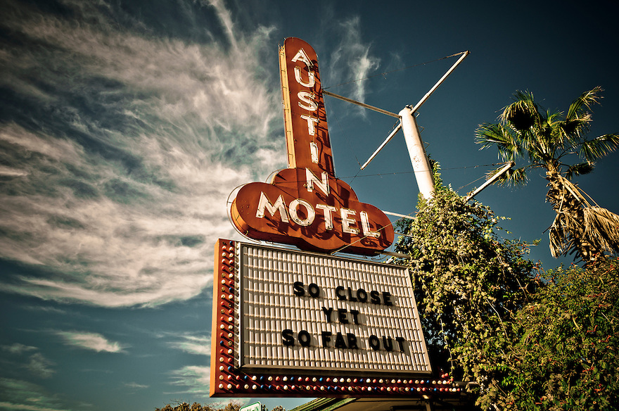 Austin Motel, Austin, Texas