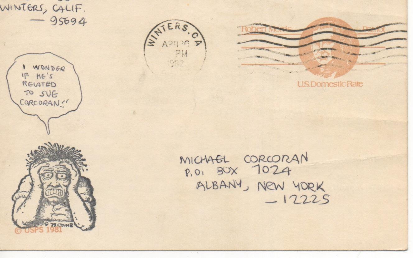 postcard essays