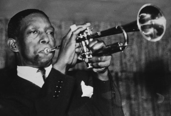 Kenny Dorham was born in Fairfield, but learned how to play trumpet in Austin.