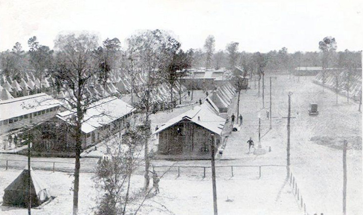 Camp Logan, 1917.
