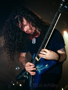 Dimebag Darrell and Pantera played the Back Room in '92.