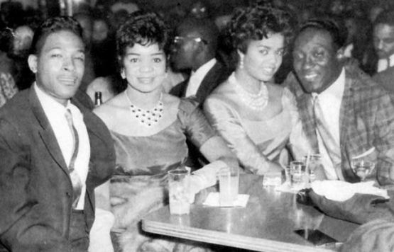 Marvin Gaye, Anna Gordy, Gwen Gordy Fuqua, Harvey Fuqua