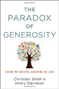 The Paradox of Generosity, Dr. Christian Smith