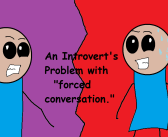 An Introvert's Problem with Forced Conversations