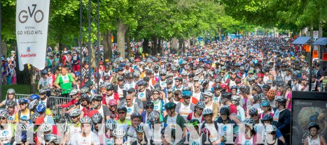 Tour de l'ile montréal - Grand Départ - 9 h 15 - 10 h 15