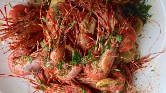 coon shrimp