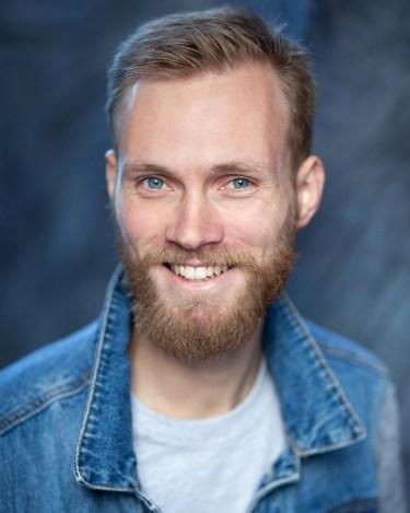 Dave Smith actors headshots manchester Michael Pollard