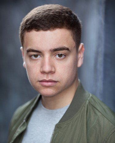 Kai Freeman actors headshots manchester Michael Pollard