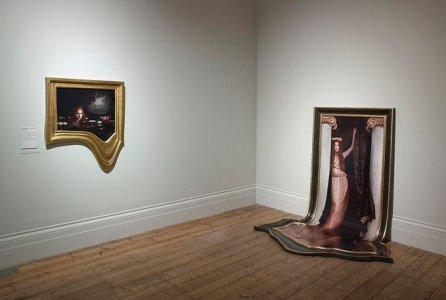 Manchester Art Gallery installations Michael Pollard 02