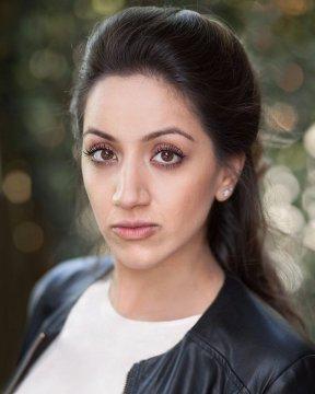 Ria Meera Munshi Actors Headshots Manchester 02