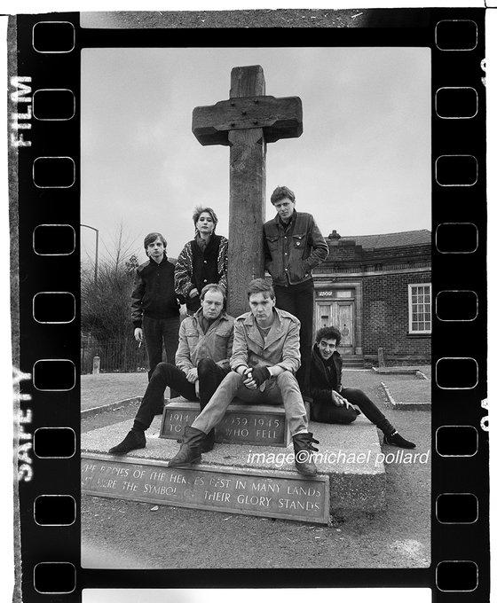Mark E Smith The Fall 1984 02