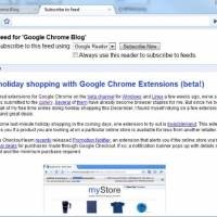 How to fix RSS feed not formating correctly in Google Chrome Browser
