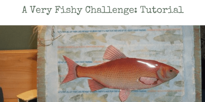 A Very Fishy Challenge- Tutorial