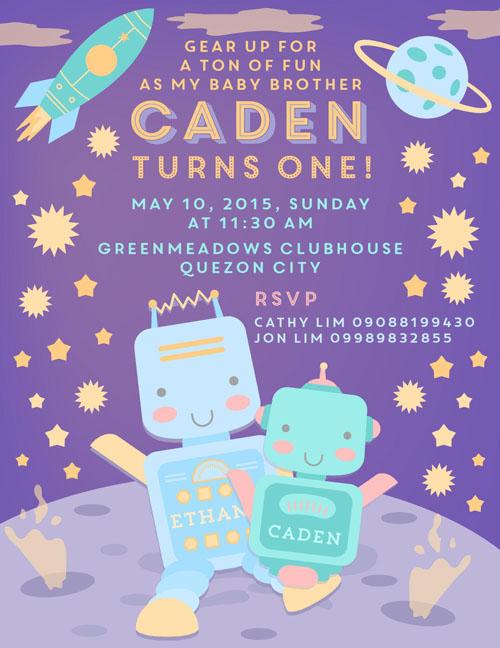caden invite