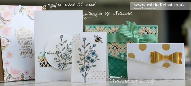 Notecard Box in varying sizes