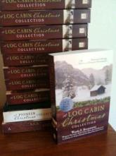 Published NYTimes best seller Log Cabin Christmas