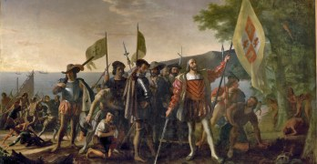 On Columbus Day: What We Shall Remember