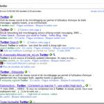 Google Bing et la recherche sociale