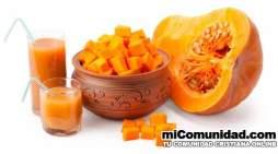 La calabaza para colesterol, adelgazar y más