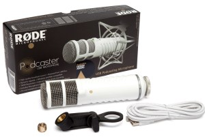 A step above the Yeti for a podcast mic