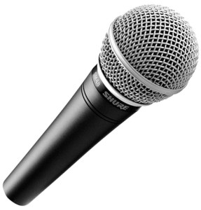 Another great option for a mic under 50 bucks