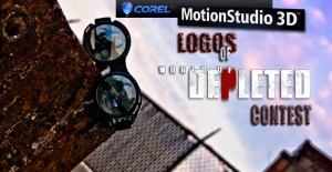 "The Corel MotionStudio 3D ""Logos of Depleted"" Contest"
