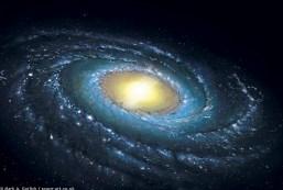 New Milky Way