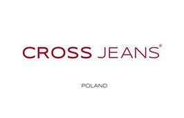 logo cross-jeans